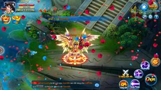 Game Mobile Kiếm Vũ Vô Song chính thức ra mắt vào hôm nay