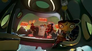 Psychonauts 2: Nhiều cảnh quay gameplay mới được tung ra