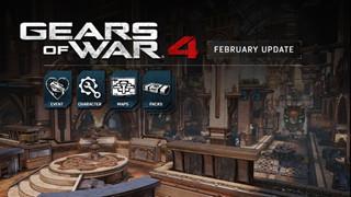 Gears of War 4 cập nhật miễn phí, bổ sung thêm bản đồ mới cùng sự kiện ngày Valentine