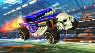 Psyonix công bố bản DLC mang thương hiệu Hot Wheels cho game Rocket League