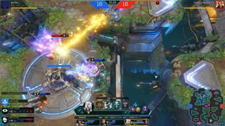 Dropzone - Game MOBA chiến thuật mới lạ chính thức bước vào giai đoạn thử nghiệm