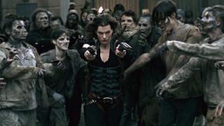 Loạt zombie hung hãng của series phim 'Resident Evil'