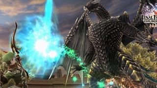 Final Fantasy Explorer Forces - Dự án game mobile nhập vai mới từ Square Enix