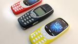"""Nokia 3310 hồi sinh: Pin 1 tháng, va đập """"trâu bò"""" với thiết kế và màu sắc tươi trẻ"""