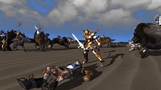Darkfall: Rise of Agon - Game thế giới mở cực khó chuẩn bị thách thức vào tháng 5