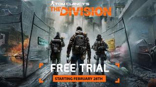 The Division thông báo mở cửa thử nghiệm miễn phí từ ngày hôm nay
