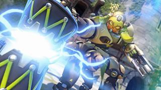 Overwatch: Bản vá mới nerf Ana, Bastion và Zarya