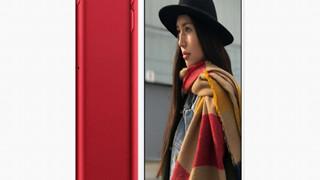 Apple ra mắt điện thoại iPhone 7 và 7 Plus màu đỏ