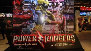 [Sự kiện] Họp báo ra mắt phim Power Rangers