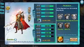Võ Lâm Truyền Kỳ Mobile: Chức năng Thức Tỉnh Đồng Hành ra mắt khiến game thủ lo lắng