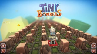 Tiny Bombers - Tựa game pha lẫn game đặt bom và mê cung huyền thoại