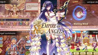 Empire of Angels ra mắt trên điện thoại di động, game thủ có thể tải về chơi ngay