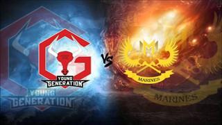 MDCS Mùa Xuân 2017: Tường thuật trận chung kết giữa Gigabyte Marines và Young Generation