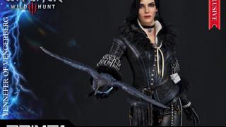 Xuất hiện mô hình Yennefer trong The Witcher 3 với giá 700 USD