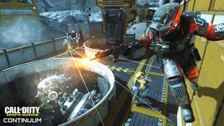 Call of Duty: Infinite Warfare tung trailer giới thiệu gói mở rộng Continuum
