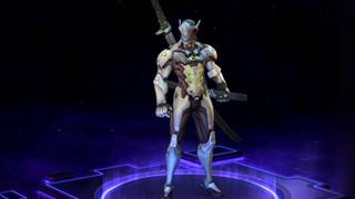 Heroes of the Storm: Genji gia nhập dàn tướng crossover từ Overwatch
