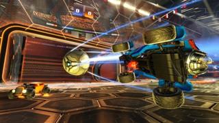 Rocket League vượt cột mốc mới về lượng người chơi
