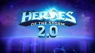 Heroes of the Storm tặng gói 20 nhân vật hoàn toàn miễn phí