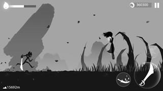 Stickman Run: Shadow Adventure - Cuộc phiêu lưu kinh dị của thế giới người que
