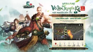 Võ Lâm Truyền Kỳ Công Thành Chiến tái xuất trong webgame Võ Lâm Truyền Kỳ VNG với tên gọi Bang Hội Chiến