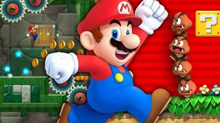 Super Mario Run dự kiến sớm cán mốc 150 triệu lượt tải