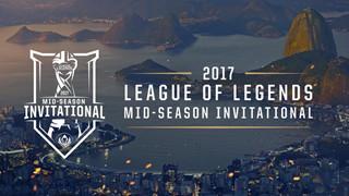 LMHT: Tổng hợp kết quả lượt về bảng A Mid Season Invitational 2017