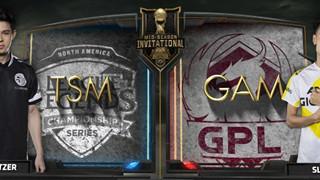 LMHT: Sơ lược diễn biến trận play-in giữa Gigabyte Marines và Team Solo Mid