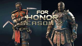 For Honor: Video giới thiệu bản đồ và tướng mới trong game