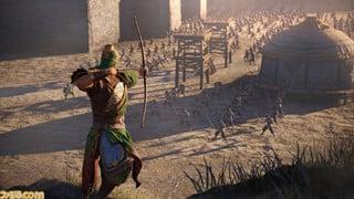 Game Dynasty Warriors 9 thế giới mở được xác nhận ra mắt trên PS4