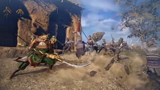 Dynasty Warriors 9 hé lộ những tấm ảnh chụp màn hình đầu tiên