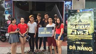 360mobi Sunday: Hải Phòng và Đà Nẵng tưng bừng hứng khởi