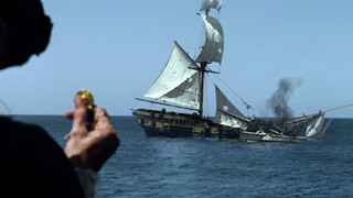 Ngắm nhìn dàn siêu thuyền khủng bố trongPirates of the Caribbean 5