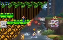 Tencent và Konami hợp tác hồi sinh Contra trên phiên bản Mobile