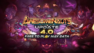Awesomenauts - Game MOBA 2D cực hấp dẫn vừa mở cửa đón chào game thủ