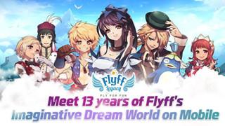 Flyff Legacy chính thức mở cửa rộng rãi game thủ nên tải về ngay