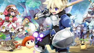 Logres: Japanese RPG - Game Anime hàng đầu Nhật Bản