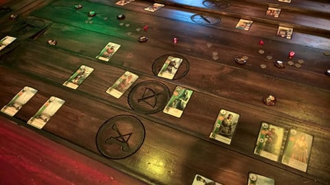 Gwent: The Witcher Card Game - Hướng dẫn cơ bản cho tân thủ (Phần 2)