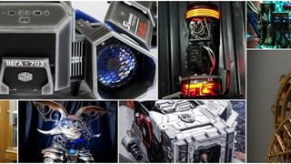 Top 8 case máy tính đẹp nhất trong cuộc thi mod case 2017 mới đây