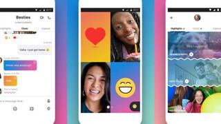 Skype vừa lột xác hoàn toàn, copy Snapchat hay là chết