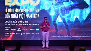 Hình ảnh sự kiện họp báo Offline Extreme PC Master 2017 mùa 3