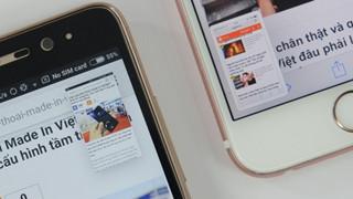 """5 tính năng trên iOS 11 mà Apple đã """"lấy cảm hứng"""" từ Android và các đối thủ"""