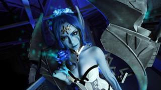 LMHT: Chiêm ngưỡng vẻ đẹp đầy ma mị của Morgana Oan Hồn Cô Dâu