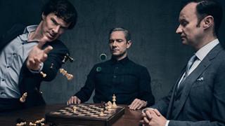 """Bộ sậu """"Sherlock"""" trở lại với """"Dracula"""" bản truyền hình"""