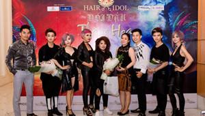 """[Sự kiện] Cuộc thi """"Tìm kiếm thần tượng tóc Việt Nam - Hair Idol 2017"""" - Vòng đối đầu"""