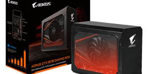 Gigabyte ra mắt eGPU AORUS GTX 1070 Gaming Box - cắm vào là dùng ngay.