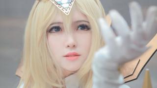 LMHT: Chiếm ngưỡng vẻ đẹp trắng ngần của Lux nguyên tố Ánh Sáng