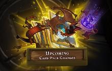 Hearthstone: Blizzard tăng tỉ lệ xuất hiện card Legendary trong bản cập nhật tiếp theo