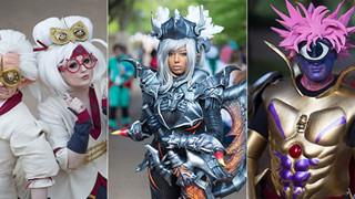 Tổng hợp các bộ cosplay fan-made đẹp nhất trong sự kiện A-Kon tại Texas (Phần 1)