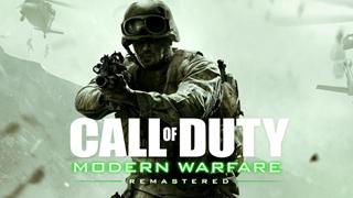 Đã có thể đặt hàng Call of Duty: Modern Warfare Remastered ngay hôm nay.