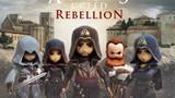 Ubisoft Chibi hóa hàng loạt nhân vật nổi tiếng trong game mobile Assassin's Creed: Rebellion sắp ra mắt
